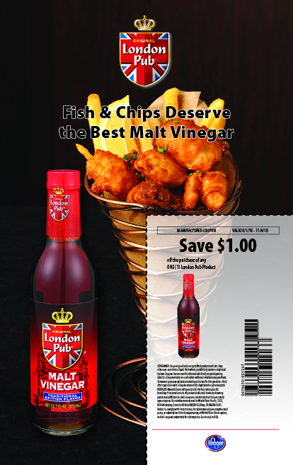 You are currently viewing London Pub Malt Vinegar