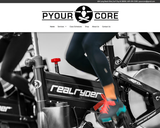 PYOUR CORE Fitness Studio
